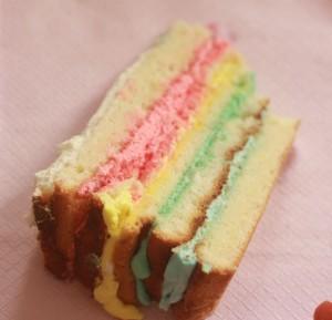 עוגת הקשת