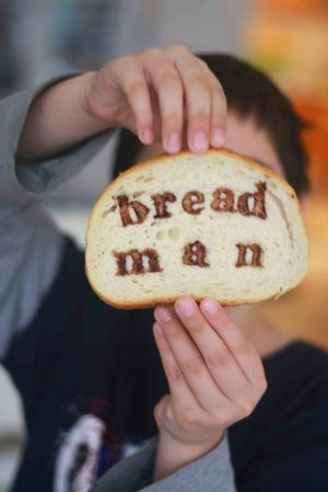 איש הלחם