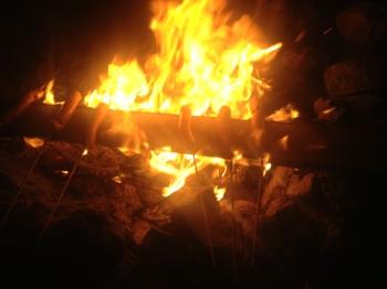 אש אש מדורה איפה הבחורה