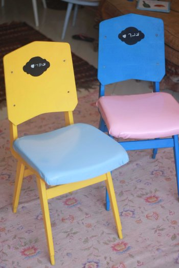 שני כסאות יפים 2