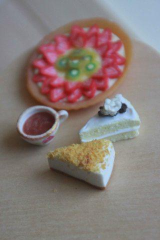 עוגות מפימו נוזלי ופימו