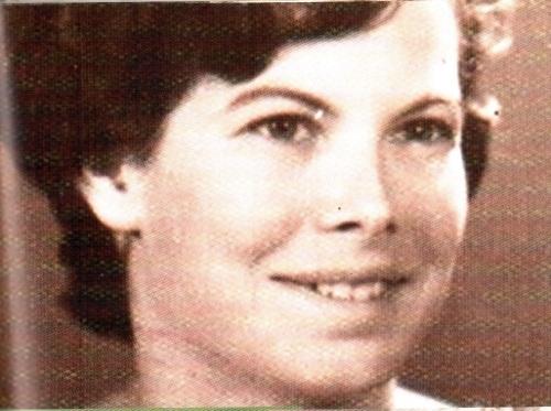 אמא בצעירותה