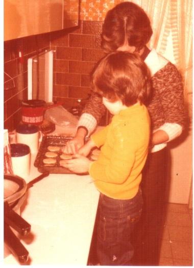 אמא מבשלת עם אורית