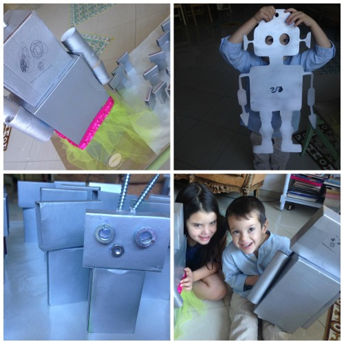 רובוטים שבנינו