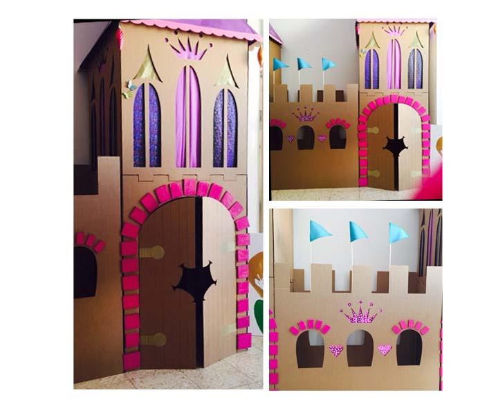 הטירה של מלי ובתה