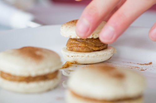 Macarons with Orit-35