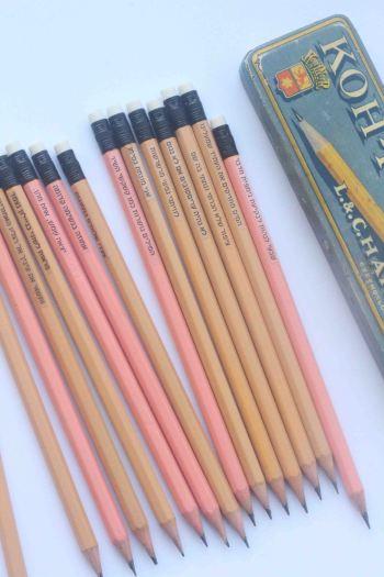 עפרונות שירה